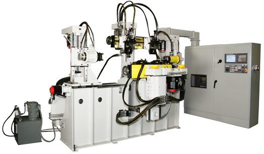 Hydraulic Coil Spreader : Cnc coil spreader pull out machine winding