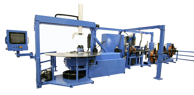 Broomfield Usa Coil Coil Winding Machine Wire Winding